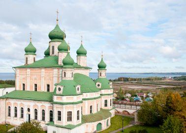 Pereslavl-Zalesski - Le monastère Goritski