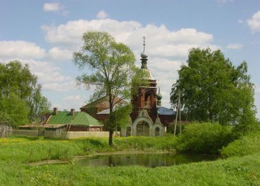 Village Russie - Viatskoïe © Les plus beaux villages de Russie