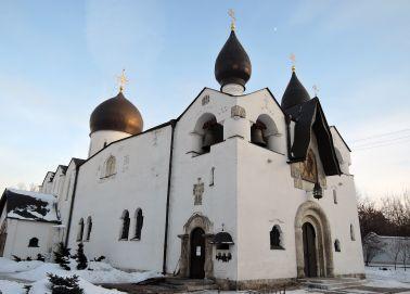 Moscou - Couvent Saintes-Marthe-et-Marie