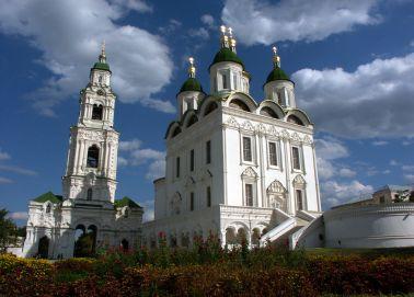 Voyage villes Volga - Astrakhan