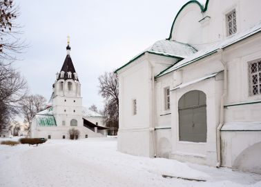 Voyage Alexandrov - Cathédrale Trinité