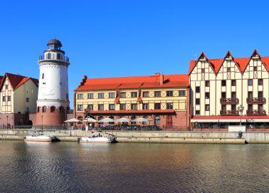 Voyage Kaliningrad - Panorama de Kaliningrad