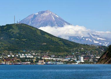 Voyage Kamtchatka - Baie Avatchinskaya