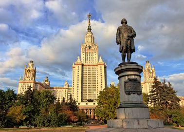 Voyage Moscou - Université Lomonossov