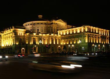 Voyage Saint-Pétersbourg - Théâtre Mariinski
