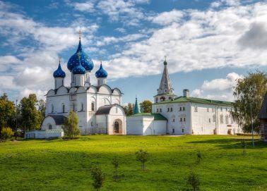 Voyage Souzdal - Kremlin de Souzdal