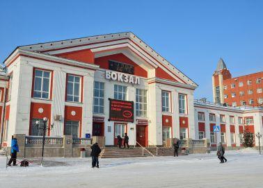 Voyage Altaï - Barnaoul