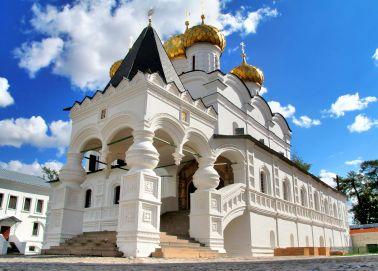 Voyage Kostroma - Cathédrale de la Trinité