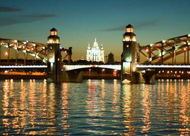 Voyage Saint-Pétersbourg - Nuits blanches