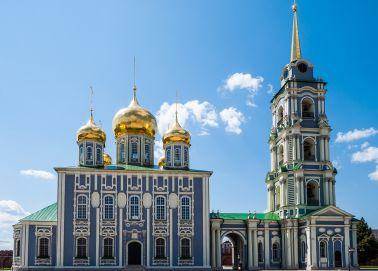 Voyage Toula - Kremlin