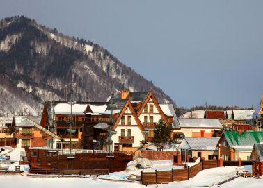 Voyage Listvianka - Vue panoramique
