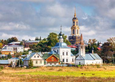 Voyage Russie - Anneau d'Or - Centre de Souzdal