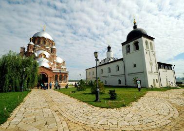 Voyage Kazan - Presqu'île de Sviajsk
