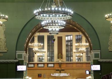 Moscou - Gare de Kiev
