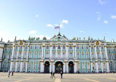 Saint Pétersbourg - Ermitage