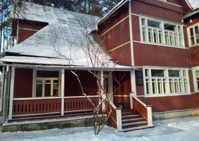 Peredelkino - Maison-musée Pasternak