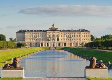 Visite autour de Saint-Pétersbourg - Palais Constantin