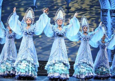 Spectacle - Danse de la Volga