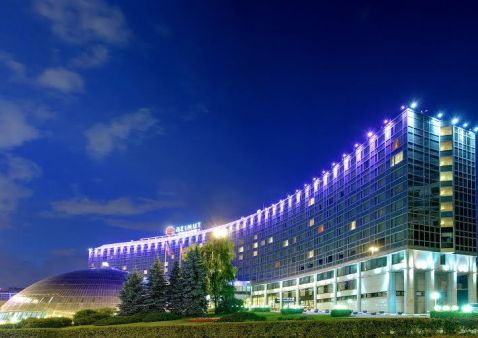 Hôtel Moscou - Azimut Hôtel