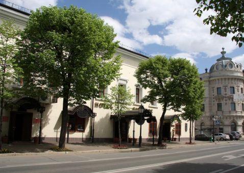 Hebergement Kazan - Hotel Giuseppe