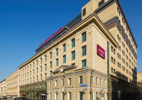 Hébergement Russie - Hôtel Mercure