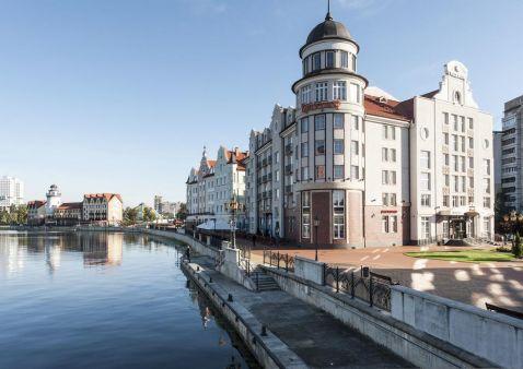 Hebergement Kaliningrad - Hotel Kazeirhof