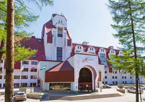 Hebergement Oufa - Hotel President