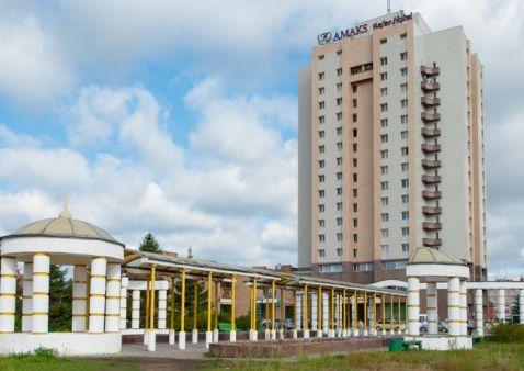 Hôtel Kazan - Amaks Safar