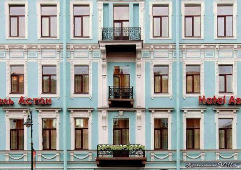 Hôtel Saint-Pétersbourg - Aston Chambre