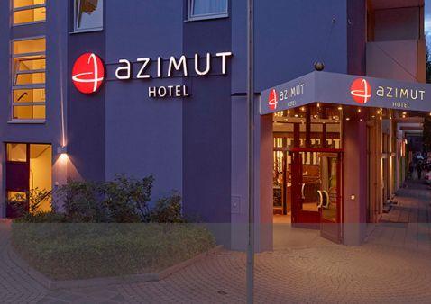 Hôtel Moscou - Hôtel Azimut