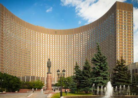 Hôtel Moscou - Cosmos