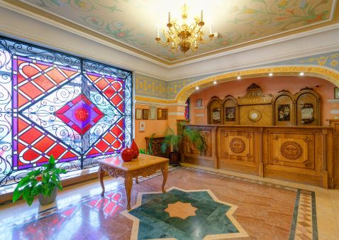 Hotel 4 etoiles Moscou - Hotel Sretenskaya