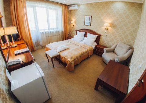 Chambre double - Park Hotel