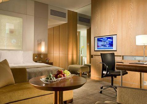 Swissotel Krasnye Holmy - Chambre standard