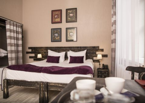 Hotel Saint-Pétersbourg - Dashkova Residence