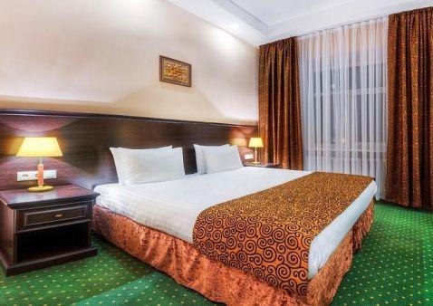 Chambre double - Baikal Hotel