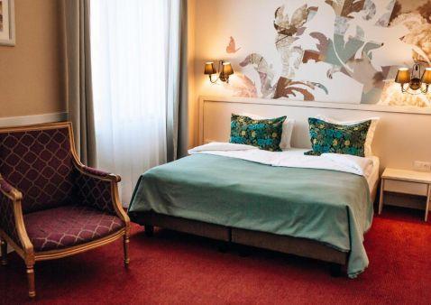 Autour de Saint-Pétersbourg - Repino - Residence Hotel & SPA 4 étoiles - Chambre
