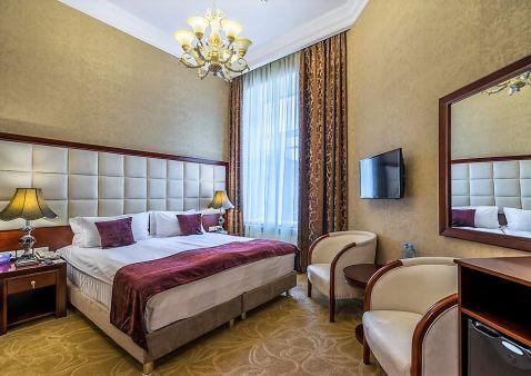 Hôtel Moscou - Akyan