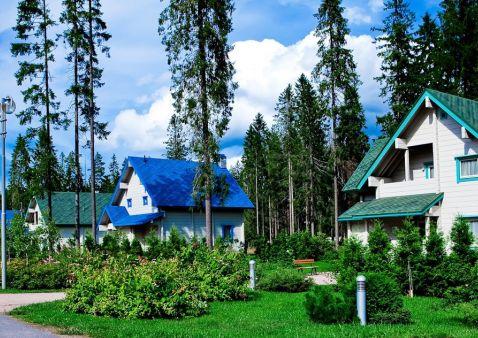 Région de Léningrad - Complexe Igora