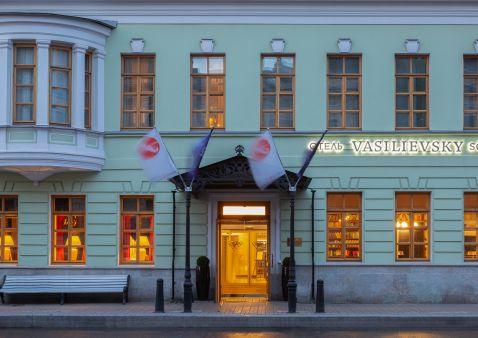 Solo Sokos Hotel Vasilievsky, hotel Saint Petersbourg