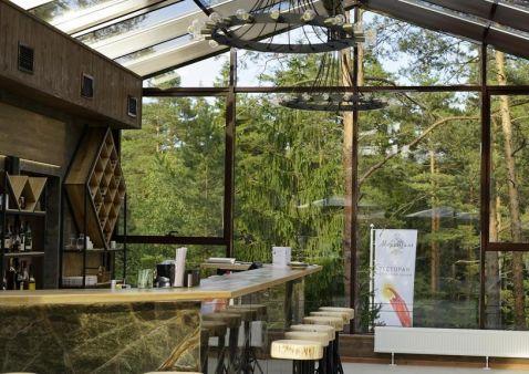 Hôtel Carélie - Station balnéaire Golfe de Finlande - Dom u moria