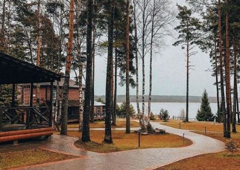 Hôtel Carélie - Centre de vacances Jemtchujina