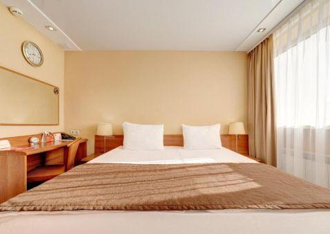 Hotel Yuzhny - Chambre Double Standard