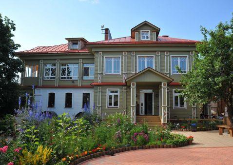 Hotel Tchastniy Visit, Plios