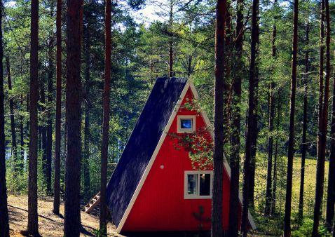 Glamping Carélie - Greenvald Park Scandinavia