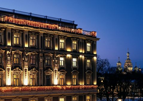 Hôtel SPB - Grand Hotel Europe