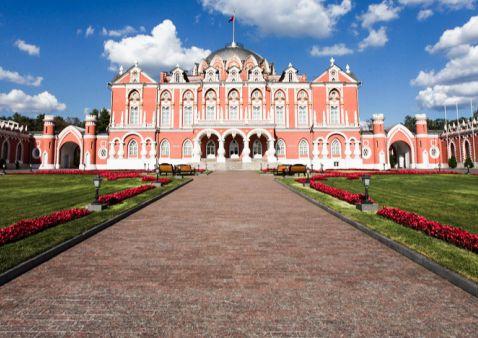 Hôtel Moscou - Petroff Palace