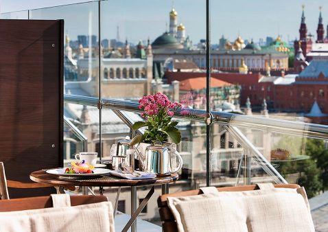 Hôtel Moscou - Hôtel Ararat Hyatt