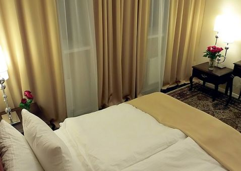 Hôtel Russie - Chambre d'hôtel