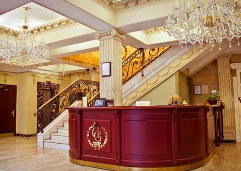 Hôtel Saint-Pétersbourg - Golden Garden